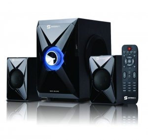 Sayona Subwoofer Sht 1157Bt 5700W P.M.P.O + Bluetooth photo