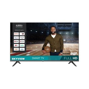 Skyview 40C800S - 40 INCH - Smart Digital Full HD LED TV - Android - Black. photo