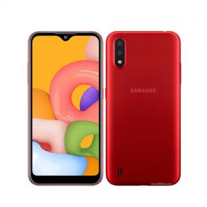 "Samsung Galaxy A01 5.7"" 2GB RAM 16GB ROM Dual 13mp+2mp main cam 5MP Selfie cam with 3000mAh Battery photo"