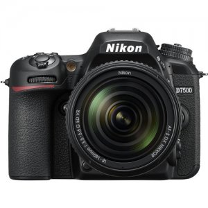 Nikon D7500 DSLR Camera with 18-140mm Lens photo