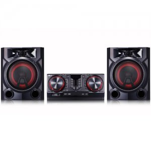 LG CJ65 900W Hi-Fi Entertainment System with Bluetooth® Connectivity photo