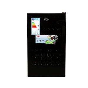 Von VAWC-41DHK Dual Zone Wine Cooler – Black photo