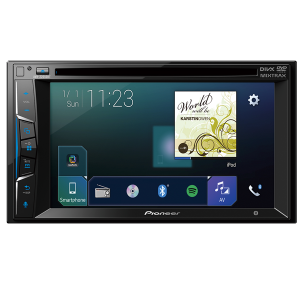 Pioneer AVH-Z2050BT 6.2″ Touch-screen with Apple CarPlay and Bluetooth photo
