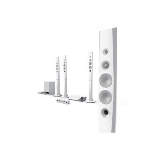 Sony 1200W  BDV-N9200W 5.1-Ch 3D Blue-ray Home Theatre System - White photo