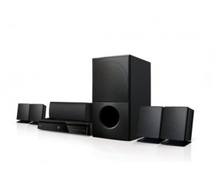 LG LHD627 Home Theatre - 5.1 Channel, 1000W, Satellite, Bluetooth photo