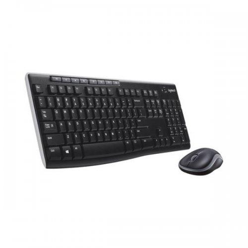 Logitech Wireless Keyboard & Mouse MK270 By Logitech