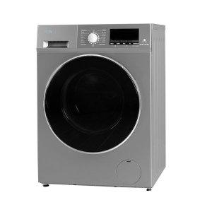 Von VAWD-106FGS Washer & Dryer Front Load 10/6 KG - Silver photo
