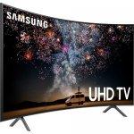 Samsung 65 inch HDR UHD 4K Smart Curved LED TV UA65RU7300K (2019 MODEL) By Samsung