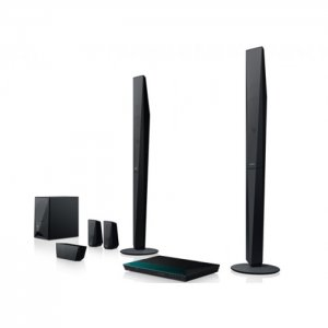 Sony BDV-E4100 - 5.1-Ch Blu-Ray Wi-Fi 2-Way Home Theatre System - 1000W photo