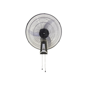 "MIKA Wall Fan 18"", Silver & Clear Grey - 	 MFW182/SCG photo"