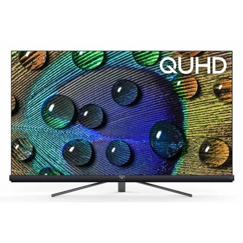 TCL 55 Inch 4K QUHD Smart Android TV 55C8 -2019 Model By TCL