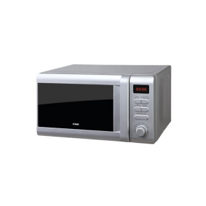 MIKA MMW2052D Microwave Oven, 20L, Digital Control Panel, Silver photo