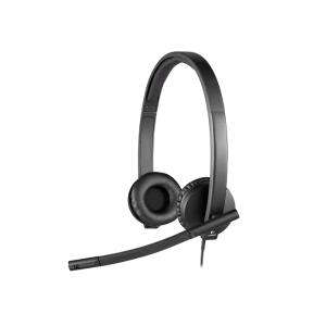 Logitech USB Headset H570E photo