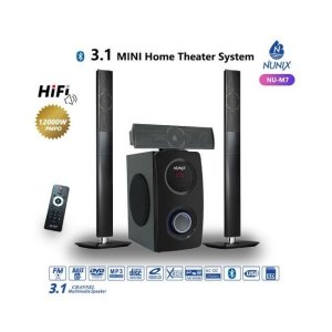 Nunix NU-M7 3.1 MINI Home Theater System photo