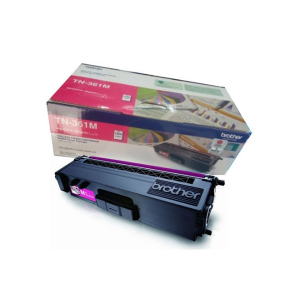 Brother Magenta Toner TN361 photo