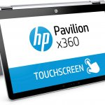 HP Pavilion x360 – 15-br052od 2.4ghz 8GB 1TB WiFi BT 15.6″ Touch By HP