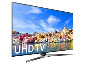 Samsung 43 Inch UHD 4K Smart TV - UA43KU700 --Free Delivery photo