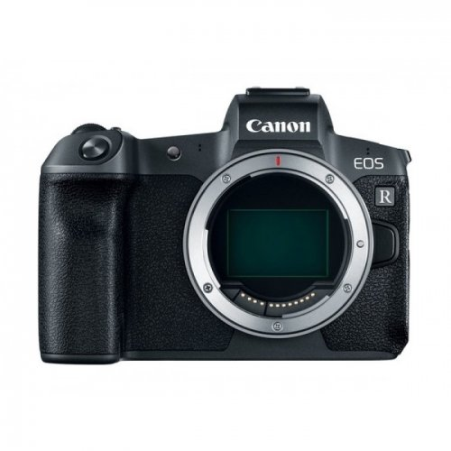 Canon EOS R Mirrorless Digital Camera + Mount Adapter EU26 By Canon