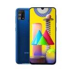 "Samsung Galaxy M31- 128GB ROM - 8GB RAM - 6.4"" Inch (64+8+5+5)MP Camera - 4G - 6000 MAh Battery (SM-M315F/DS) By Samsung"