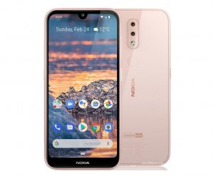 "Nokia 4.2 -  5.71"" inch - 3GB RAM - 32GB ROM - 13MP+2MP Dual Camera - 4G LTE - 3000 mAh Battery photo"