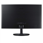 Samsung LC24F390FHNXZA 24-inch Curved LED Gaming Monitor (Super Slim Design), 60Hz Refresh Rate w/AMD FreeSync Game Mode By Samsung