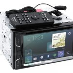 Pioneer AVH-Z2050BT 6.2″ Touch-screen with Apple CarPlay and Bluetooth By PIONEER