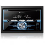 Pioneer FH-X385UB 2Din USB AUX CD Player By PIONEER