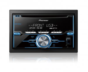 Pioneer FH-X385UB 2Din USB AUX CD Player photo
