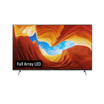 65X9000H - Sony 65 Inch Android HDR 4K UHD Smart LED TV - KD65X9000H By Sony