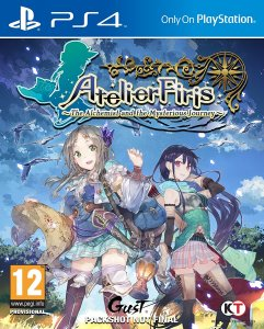 Atelier Firis  for ps4 photo