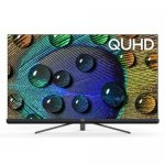 TCL 55 inch  4K QUHD Smart Android TV 55C8 By TCL
