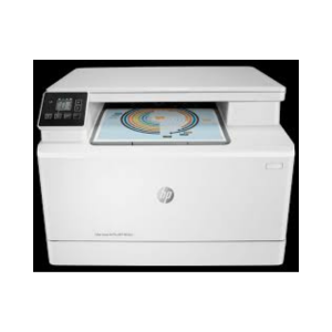 HP Color LaserJet Pro MFP M182n Printer  Print, Copy, Scan, Network photo