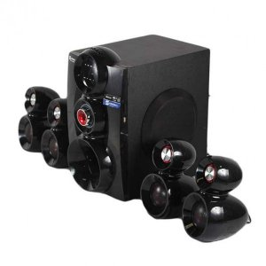 Sayona Subwoofer 4.1 SHT1148BT Bluetooth  16000W PMPO photo