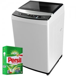 RAMTONS TOP LOAD FULLY AUTOMATIC MAGIC CUBE 16KG WASHER + FREE PERSIL POWDER- RW/140 photo