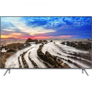 Samsung 55 INCH 4K HDR UHD Smart LED TV  UA55MU8000K photo