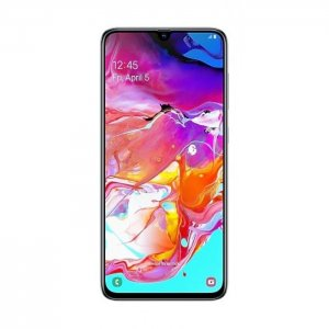 "Samsung Galaxy A70 (A705) Smartphone: 6.7"" Inch - 6GB RAM - 128GB ROM - 32MP+8MP+5MP Camera - 4G - 4500 MAh Battery photo"