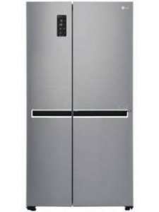 LG SIDE BY SIDE REFRIGERATOR  LG KAISER 3 GC-B207GLQV photo