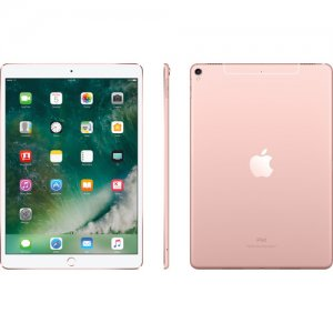 "Apple iPad Pro 10.5""(512GB, Wi-Fi + 4G LTE, Rose Gold) photo"