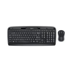Logitech Wireless Keyboard & Mouse MK330-combo photo