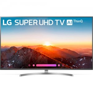 LG 65 inch HDR 4K UHD Smart Nano Cell IPS LED TV 65SK800PUA photo
