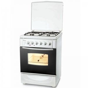3G+1E 50X50 WHITE COOKER 5034- RF/184 photo