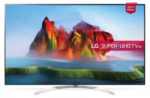 LG 75 INCH  Super UHD Smart LED TV 75SJ955V Free Delivery photo