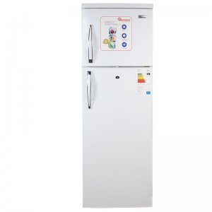 350 LITERS 2 DOOR DIRECT COOL FRIDGE, WHITE- RF/240 photo