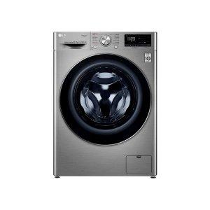 LG F4V5RGP2T Front Load Washer Dryer, 10.5/7KG - Silver photo