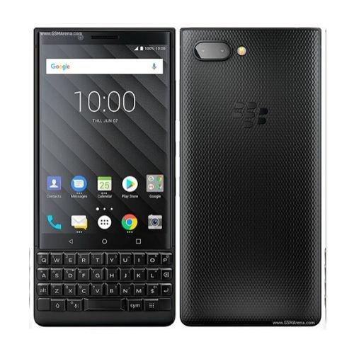 "Blackberry Key2  - 4.5"" inch - 6GB RAM - 64GB ROM - Dual 12MP+12MP Camera - 4G LTE - 3500 mAh Battery By Blackberry"