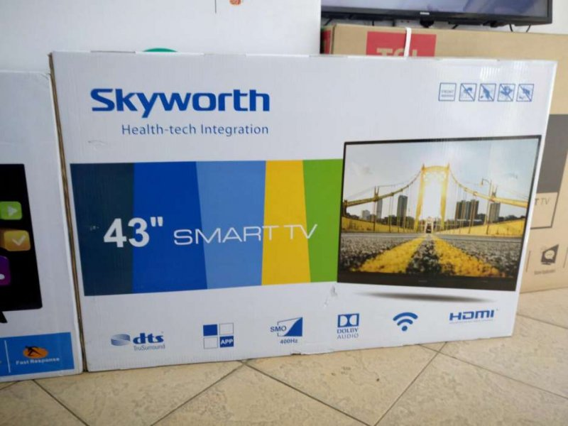 SKYWORTH 43 inch Smart Digital Full HD TV 43S3A32G /43S3A31T