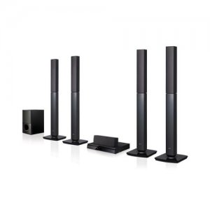 LG LHD655 DVD Home Theater System 1000W 5.1CH BLUETOOTH photo