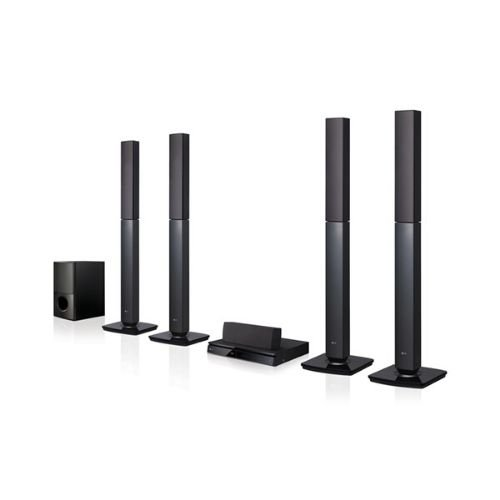 LG LHD655 DVD Home Theater System 1000W 5.1CH BLUETOOTH By LG