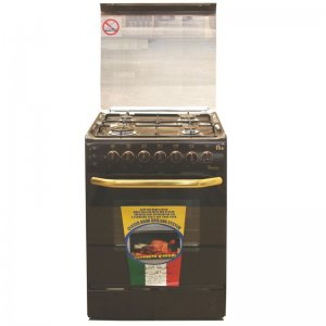 4 GAS 50X50 BROWN COOKER 5693- EB/302 photo