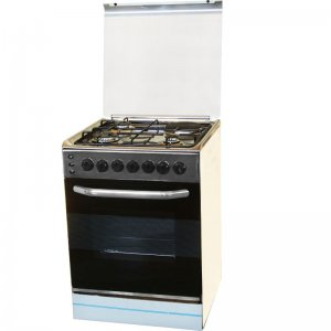 3G+1E 50X55 STAINLESS STEEL COOKER- EB/307 photo